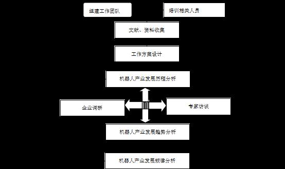 战略制定应采用的操作步骤